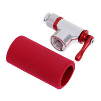CO2 Bike Tire Inflator Mountain Bicycle Tyre Pump for Presta and Schrader