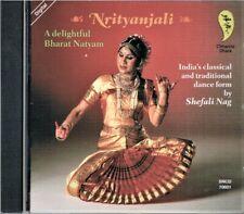 "BHARAT NATYAM  "" Nritanjali:"" CD  by Shefali Nag recorded 2002"