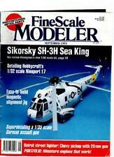 FINE SCALE MODELER MAGAZINE - September 1993