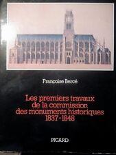 Les premiers travaux de la Commission des Monuments Historiques 1837 1848