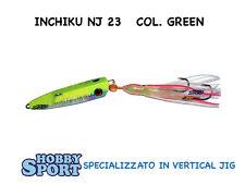 INCHIKU  JIG SALTY RUBBER VINCENT NJ 23 150 GR VERDE
