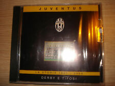 CD rom Juventus History 1897/2004 Derby and Fans NEW