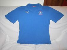 SAMOA RUGBY UNION PUMA POLO SHIRT SIZE XL
