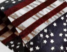Flag Tie Americana Series Starry Flowers Of Liberty Tango Max Raab Necktie Silk