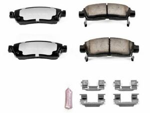 For Chevrolet Traverse Disc Brake Pad and Hardware Kit Power Stop 48868NC