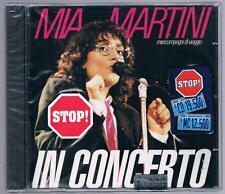 MIA MARTINI IN CONCERTO MIEI COMPAGNI DI VIAGGIO CD SIGILLATO!!!