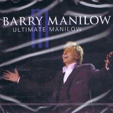 MUSIK-CD NEU/OVP - Barry Manilow - Ultimate Manilow