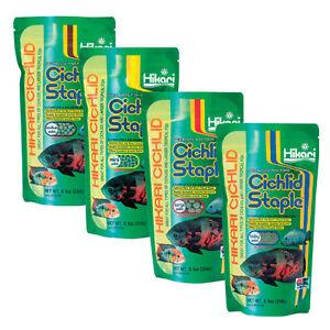 Hikari Cichlid Staple Complete & Balanced Daily Diet Free Shipping