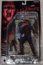 McFarlane Toys Movie Manias Freddy Krueger figure (MOSC, 1998)