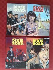 DIXIE ROAD - Vol. 1-2-3-4 SERIE COMPLETA - Euramaster Tuttocolore
