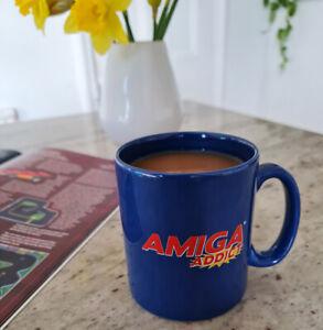 Amiga Addict - Tea / Coffee Mug - I'd Rather Be Using My Amiga (Dishwasher Safe)