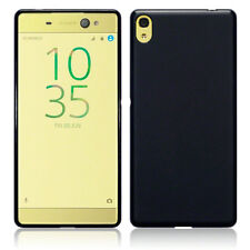 Micro Slim Black Protective High Impact Gel  TPU Case Sony Xperia XZ Ultra