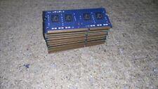 Lot 10 barettes RAM SO-DIMM 2GB DDR3 PC3-10600 1333mHz