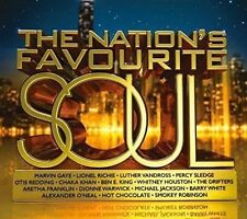 VARIOUS ARTISTS - THE NATION'S FAVOURITE SOUL [DIGIPAK] NEW CD