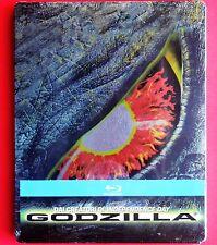 blu ray steelbook metal box limited edition godzilla gozilla jean reno broderick