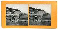 Nice Pescatore Il Château Foto P39L8n26 Stereo Stereoview Vintage Analogica