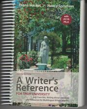 A Writers Reference Eight Edition (Custom Edition For Troy University)