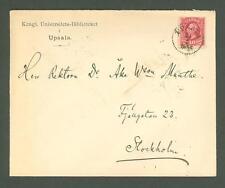 J Cover T55 Sweden 1896 Kongl. University Library Upsala