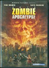 Zombie Apocalypse 2012 - Ving Rhames Dvd Ottimo