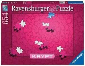 Ravensburger Puzzle 654pc - KRYPT Pink Spiral 6564-3