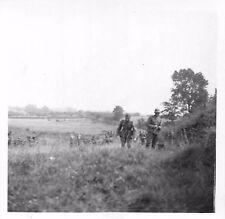 Foto Wehrmacht Soldaten Marsch nach Serbien Balkanfeldzug 2.WK (3)