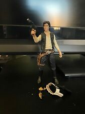 """Hasbro Star Wars: The Black Series HAN SOLO A New Hope COMPLETE 6"""""""