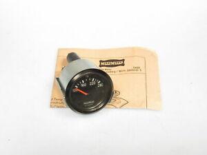 6 Volt Temp Gauge MotoMeter Brand  641.002.1006-1