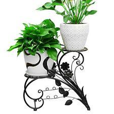 Pot de fleurs en métal pour plante