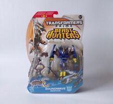 "2012 Hasbro Transformers Prime Beast Hunters ""Soundwave"" Deluxe Action Figure"
