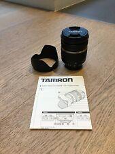 Tamron SP 17-50 mm F/2.8 LD Di-II XR VC lens/optique Nikon