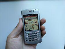 RARE BlackBerry 7100v-Argento (Sbloccato) Smartphone telefono cellulare oggetto da collezione
