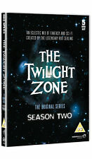 TWILIGHT ZONE COMPLETE SERIES 2 DVD 2nd Second Season Two Original UK Release R2