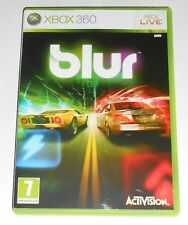 Blur COMPLETE and TESTED Xbox 360