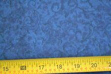 By 1/2 Yd, Dark-Blue Quilting Cotton, Jinny Beyer Palette, 0691, NP #88, M8153