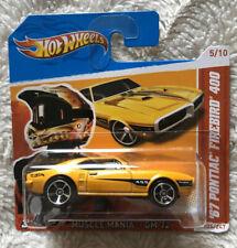 Hot Wheels 2012'67 Pontiac Firebird 400