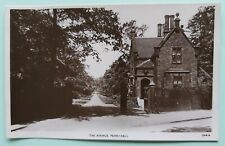 The Avenue, Perry Hall -  demolished 1927- original RP postcard, Proctor Series