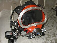 Kirby morgan KMB10 Commercial Diving Bande Masque