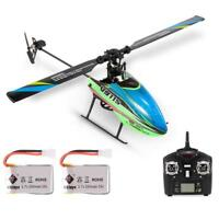 WLtoys V911S 4CH 6G Non-aileron RC Helicopter with Gyroscope for Training C1G4