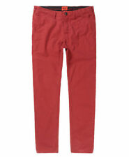 Ropa de hombre Superdry color principal rojo 100% algodón