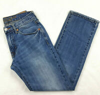 American Eagle Outfitters Mens Size 28 Slim Straight Leg Blue Jeans - Inseam 29