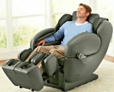 Inada Brookstone Signature Massage Chair | Full Body Massage With Foot Rollers