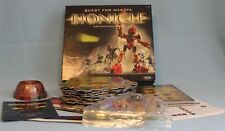 Bionicle Quest For Makuta Adventure Board Game Roseart 2001 Complete