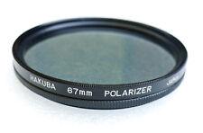 67mm Hakuba C-Polarizer - Circular Polarizing Filter - NEW