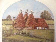 Vintage Architecture Original Art Prints
