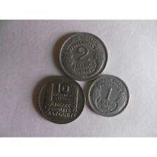 Lot sympa de 3 pieces Année 1948-(voir photo)