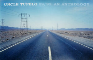 """Wilco UNCLE TUPELO Son Volt """"Anthology 89 / 93"""" Original 2002 Promo Only Poster"""