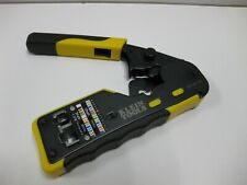 Klein Tools Vdv226 110 Ratcheting Cable Crimperstrippercutter