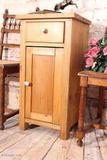 Zauberhafter antiker Jugendstil Nachttisch Nachtschrank Landhaus Flurschrank