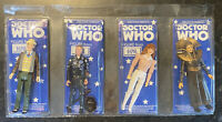 Vintage Dapol Doctor Who Figure Bundle Rare and Collectable