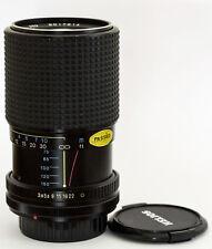 Canon FD 75-150mm 1:3,8 RMC Tokina Objectif zoom télé à pompe